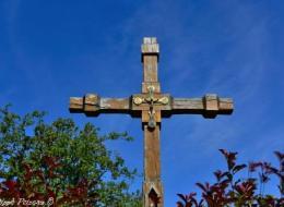 Crucifix de Glux en Glenne Nièvre Passion