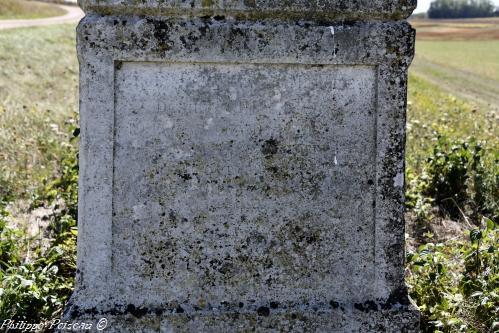 Stèle de la croix