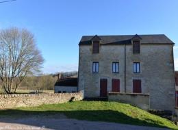 Le Grand moulin de Dompierre sur Nièvre