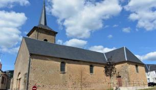 Église de Villapourçon