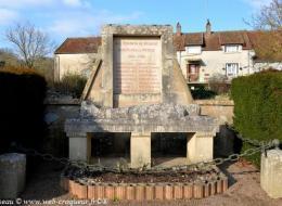Monument aux Morts de Ouagne