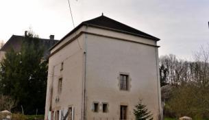 L'ancien moulin de Giry
