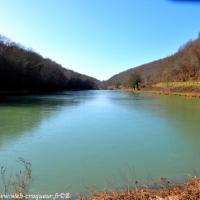 Étang du Corvol - Plan d'eau de Corvol
