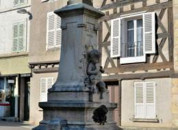 Clamecy la Fontaine