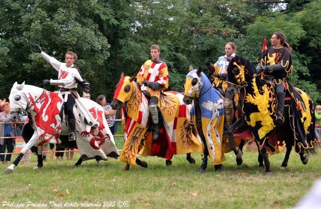 La fête médiévale de Montenoison