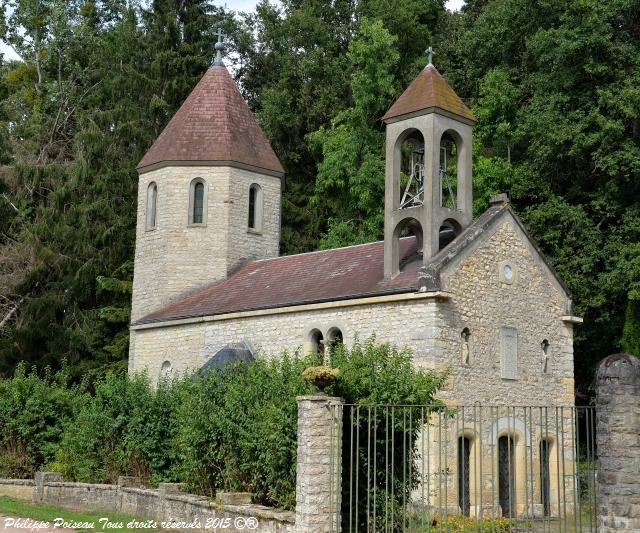 Chapelle Arménienne de Chaulgnes