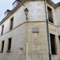 Maison natale de Romain-Rolland à Clamecy