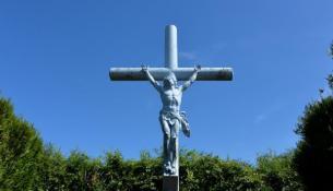 Crucifix de Saint Hilaire Fontaine