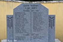Monument aux morts de Saint Vérain