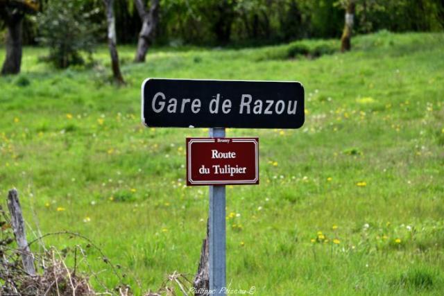Gare de Razou