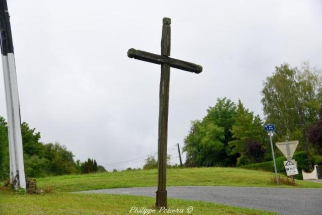 La croix de Sichamps