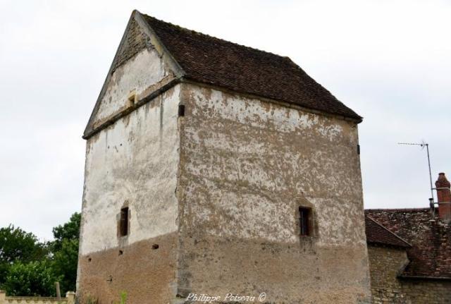 Temple des Protestants de Corbigny