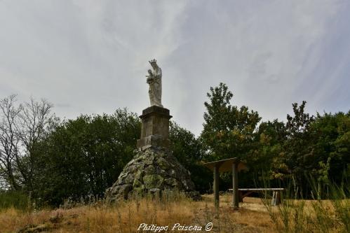 La vierge d' Onlay Nièvre Passion
