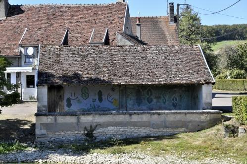 Lavoir de Jussy Nièvre Passion