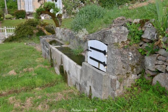 Le lavoir de La Roche