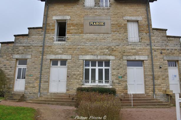 La Mairie de Bazolles