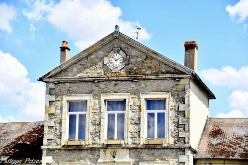Mairie École de Champvert