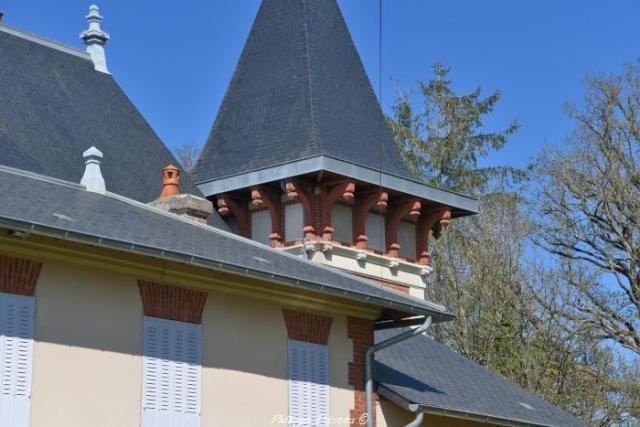 Belle demeure du hameau de Chanaux