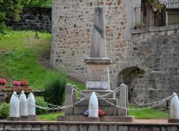 Monument aux morts de Saint Agnan