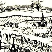 Abbaye Saint Martin de Nevers - Maison du Prieur