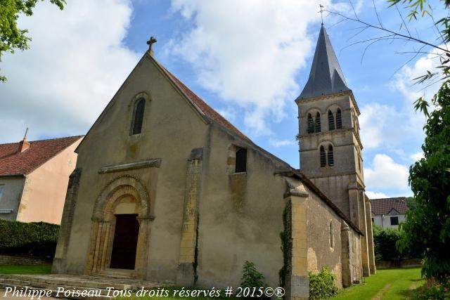 Église de Parigny les Vaux