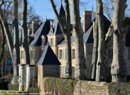 chateau de planchevienne