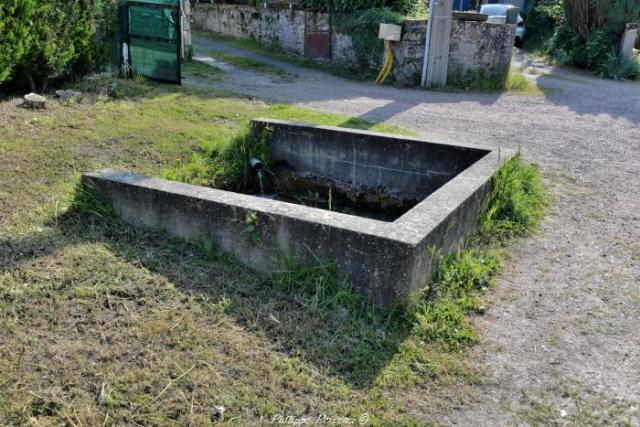 Le petit lavoir de Garchizy