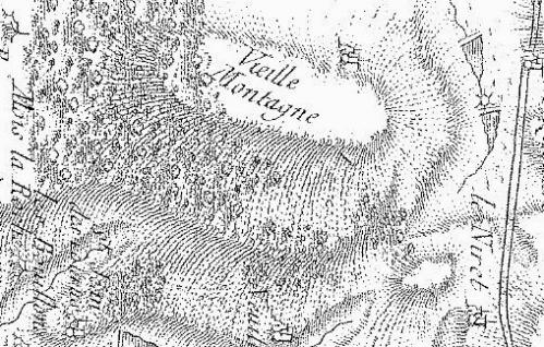 Plan de La Vieille Montagne