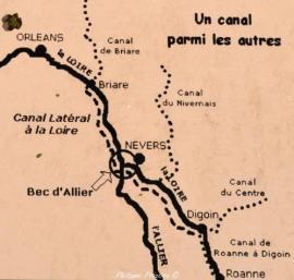 Port de Gimouille Nièvre Passion