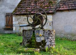 Puits du Village de Saint Didier Nièvre Passion