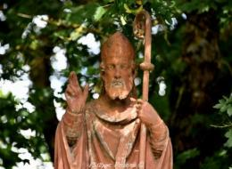 Statue d'Arzembouy Nièvre Passion