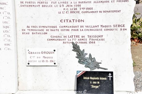 Maquis Serge Nièvre Passion