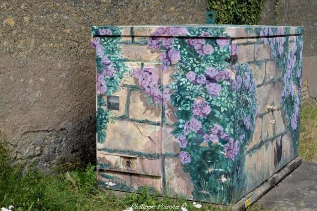 Street art dans la Nièvre