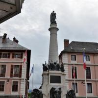 La Fontaine des Éléphants de Chambéry - Savoie