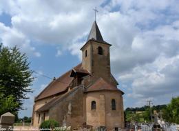 Église de Charrin