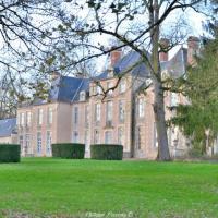 Château de Bizy un remarquable manoir de Parigny les Vaux