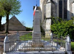 Monument aux morts de Ciez