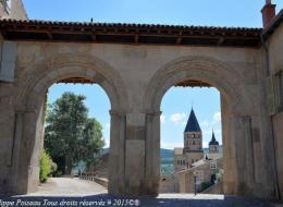 Cluny Portes d'Honneur