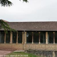 Cluny l'Orangerie - Parc Abbatial de Cluny - Abbaye
