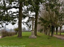 croix du village de cervon