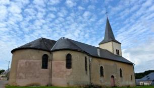 Église de saint Brisson