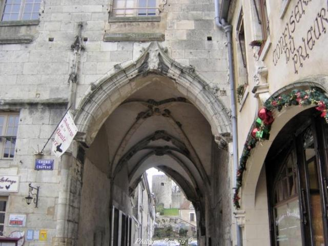 Plafond du portail