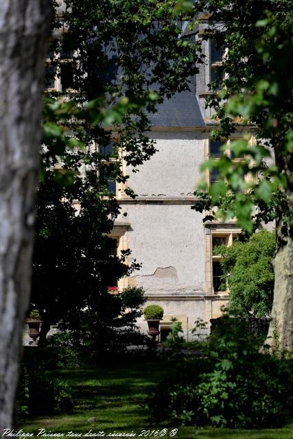 Le château de la Motte Farchat