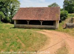 Lavoir de Fonfaye Nièvre Passion