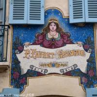 Pietro Favret mosaïste de Nevers un grand artiste
