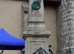 Monument aux morts de Brassy Nièvre Passion