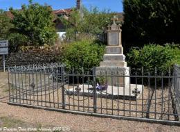 Monument aux Morts de Oulon