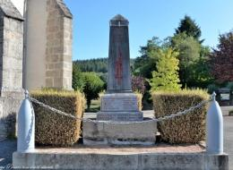 Monument aux morts de Corancy