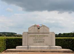Monument aux morts de Champvert