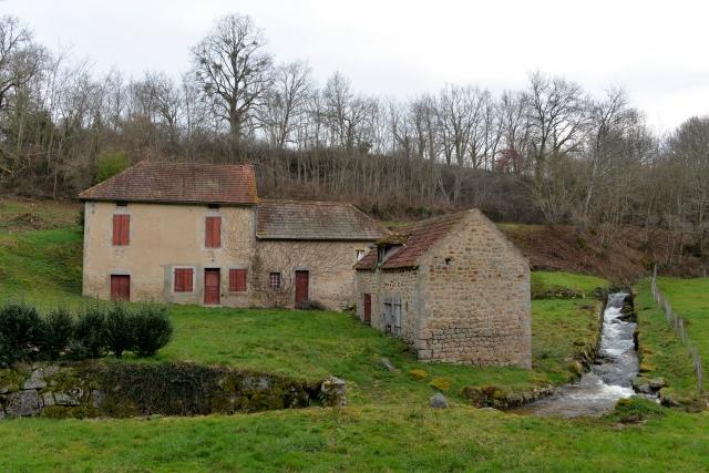 Le moulin de La Vallée